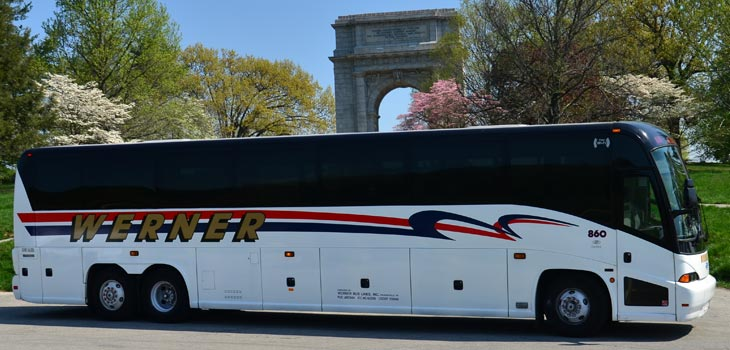 About Us Philadelphia Charter Bus