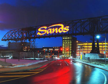 Sands Casino - Werner Coaches